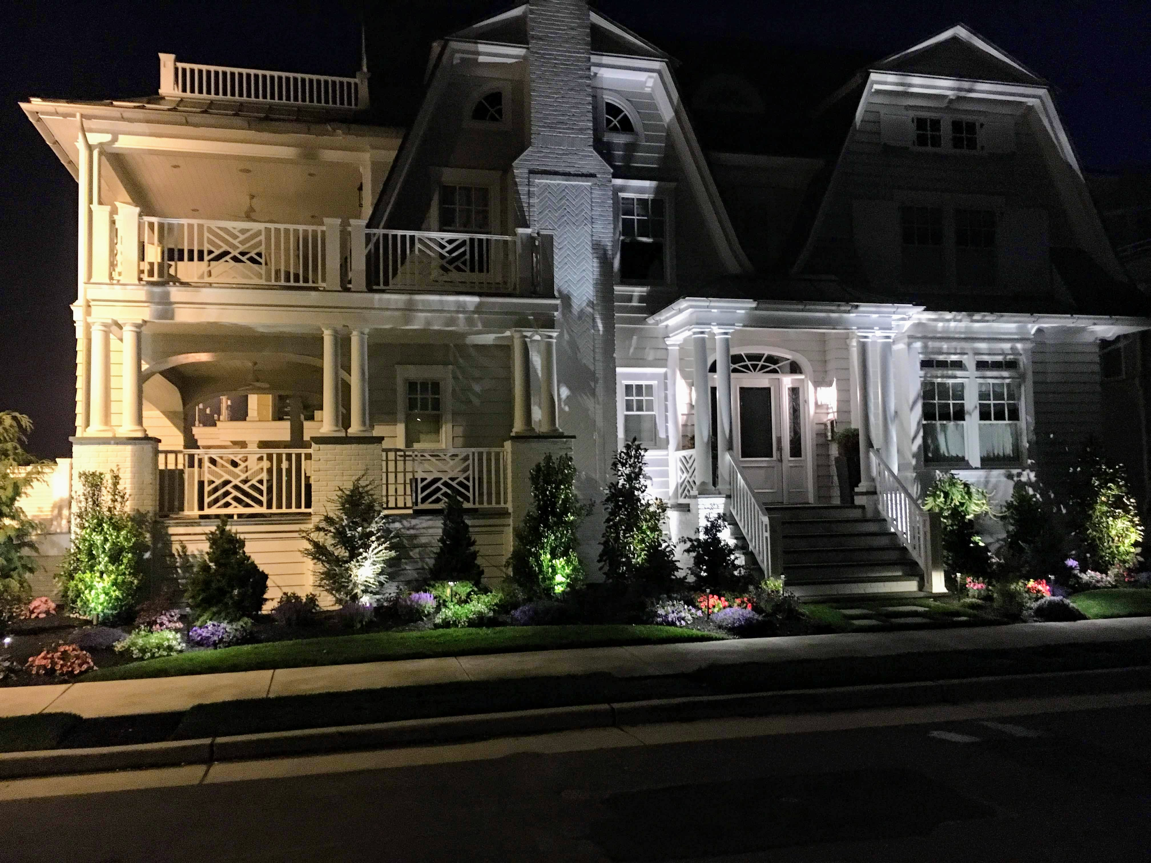 Illuminate Your Home With Beautiful Landscape Lighting